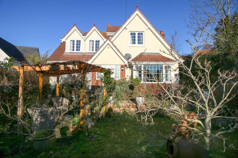 4 Bedrooms Detached House for sale in Highridge House, Bishopsteignton
