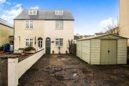 3 Bedrooms Semi Detached House for sale in Wyke Regis, Weymouth, Dorset