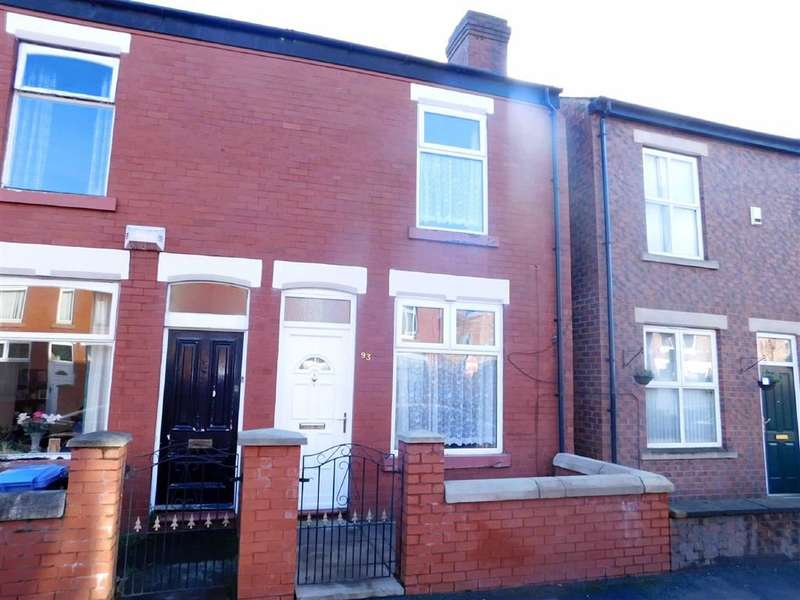 2 Bedrooms Property for sale in Lowfield Road, Shaw Heath, Stockport