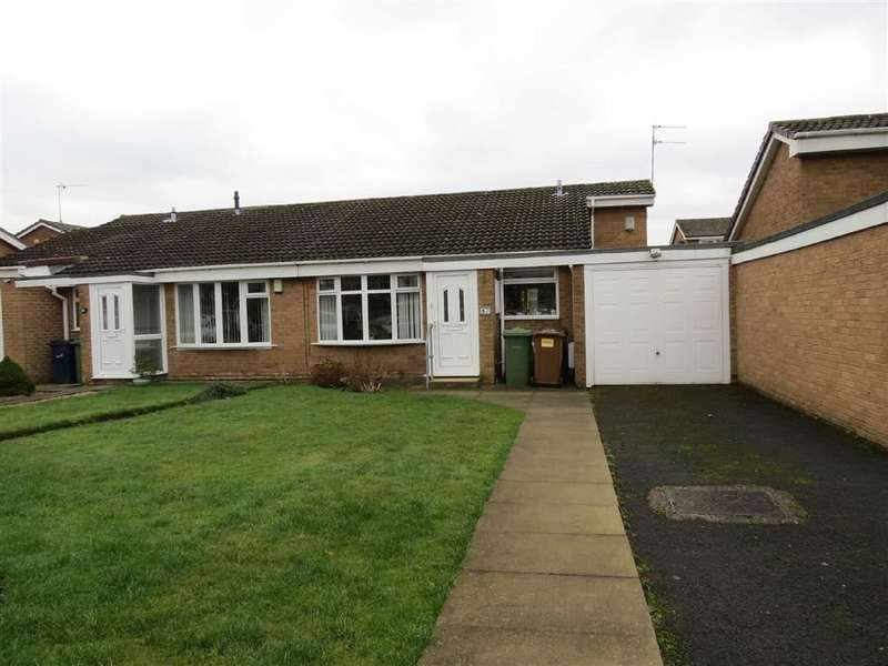 2 Bedrooms Bungalow for sale in Avebury Drive, Washington Village, Washington