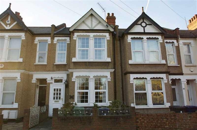 3 Bedrooms Property for sale in Midland Terrace, Willesden Junction