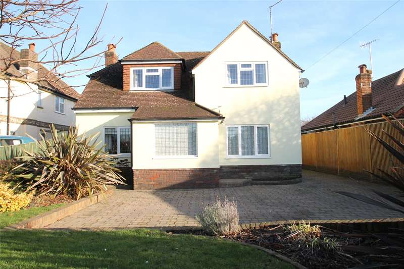 3 Bedrooms Detached House for sale in North Lane, Rustington, West Sussex, BN16