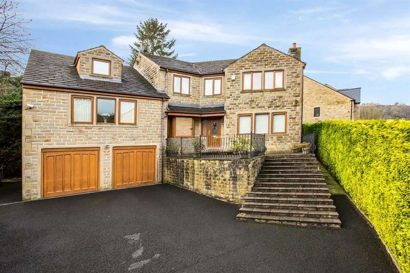 5 Bedrooms Detached House for sale in Inchfield Road, Walsden, OL14 7QW