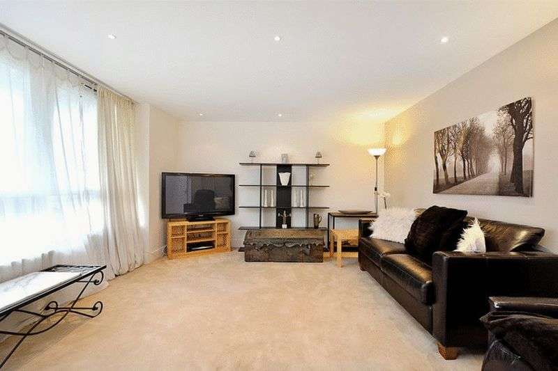 2 Bedrooms Flat for sale in Waterview House, Limehouse, E14