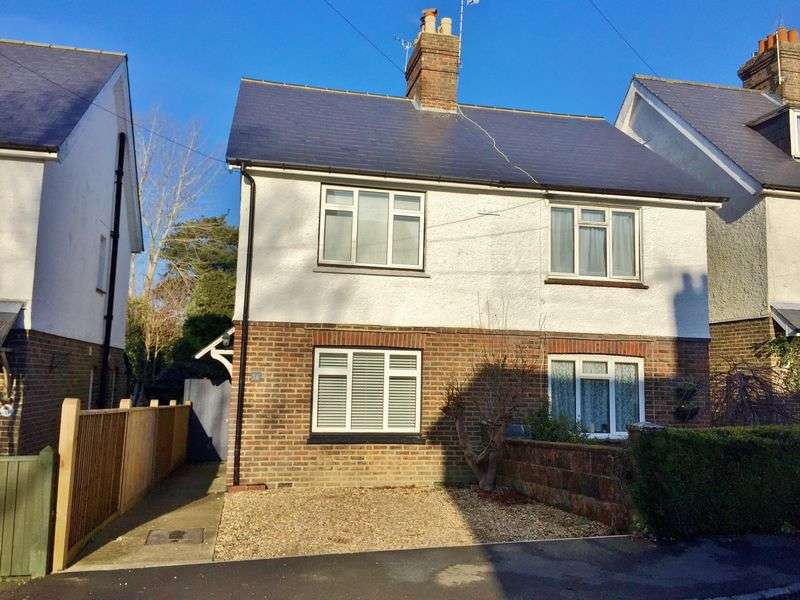 3 Bedrooms Semi Detached House for sale in Western Road, Wadhurst