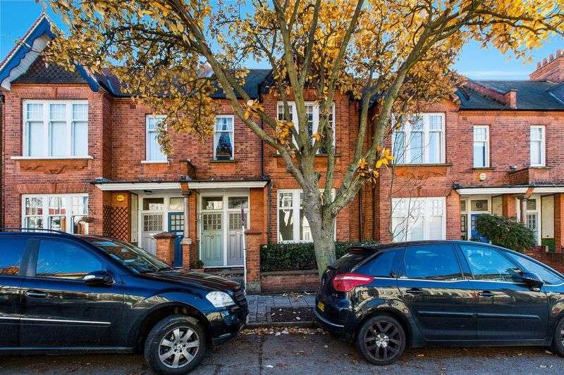 2 Bedrooms Maisonette Flat for sale in Glencairn Road, Streatham Common, London