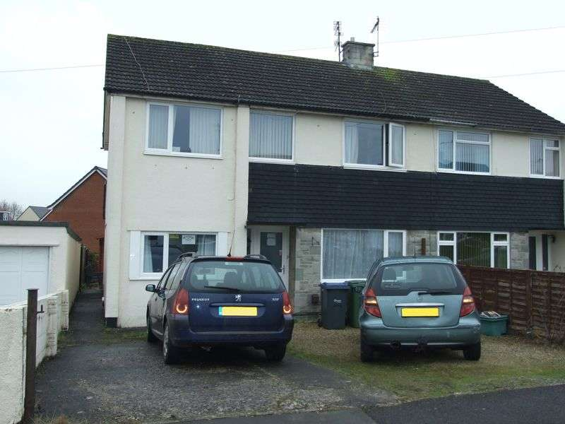 5 Bedrooms Semi Detached House for sale in Burnett Road, Trowbridge
