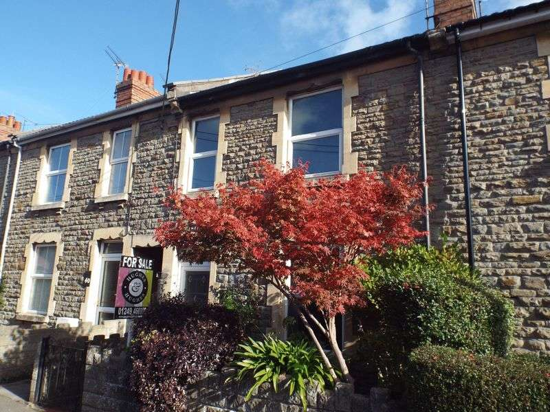 3 Bedrooms Terraced House for sale in Central Chippenham