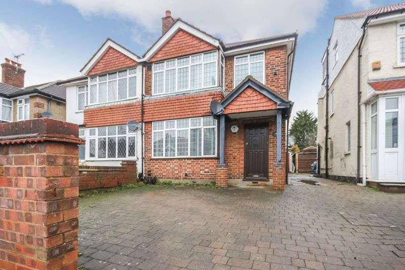 3 Bedrooms Semi Detached House for sale in Court Farm Road, Northolt