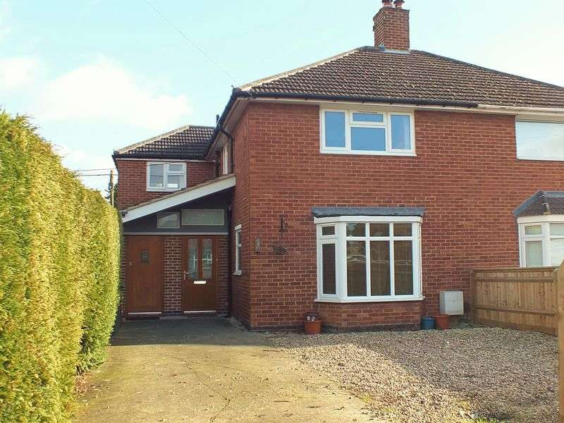 4 Bedrooms Semi Detached House for sale in Merton Way, Yarnton