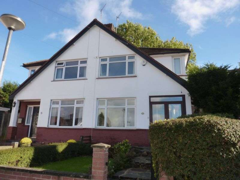 3 Bedrooms Semi Detached House for sale in Downend, Shooters Hill