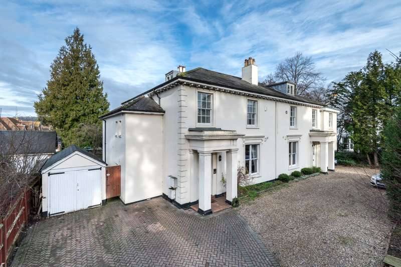 3 Bedrooms Flat for sale in London Road, Reigate, Surrey, RH2