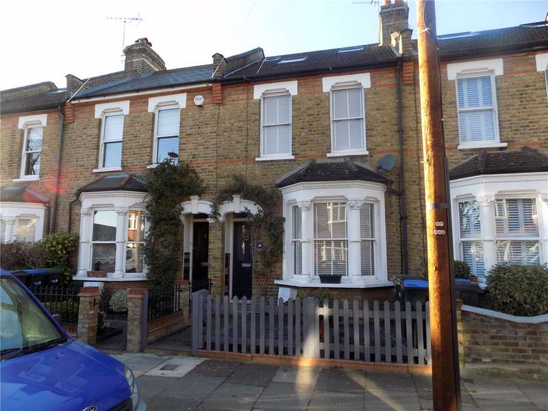 4 Bedrooms Terraced House for sale in Heene Road, Enfield, EN2