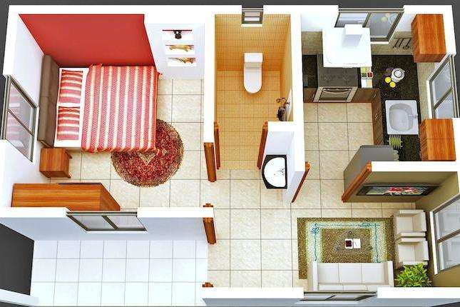 1 Bedroom Property for sale in Cheapside, Luton, LU1 2HN