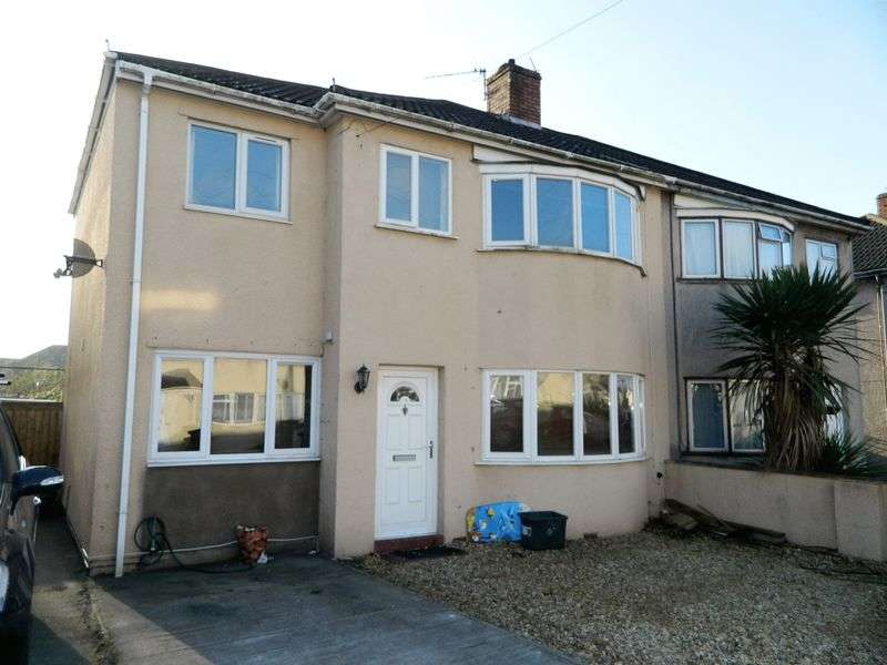 4 Bedrooms Semi Detached House for sale in OFF LOCKING ROAD