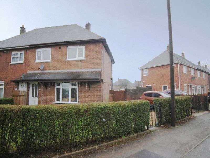 3 Bedrooms Semi Detached House for sale in Beaconsfield Drive, Blurton, Stoke-On-Trent, ST3 3JE