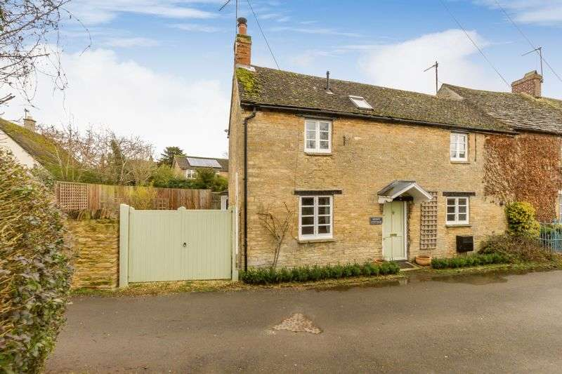 3 Bedrooms Semi Detached House for sale in Bampton
