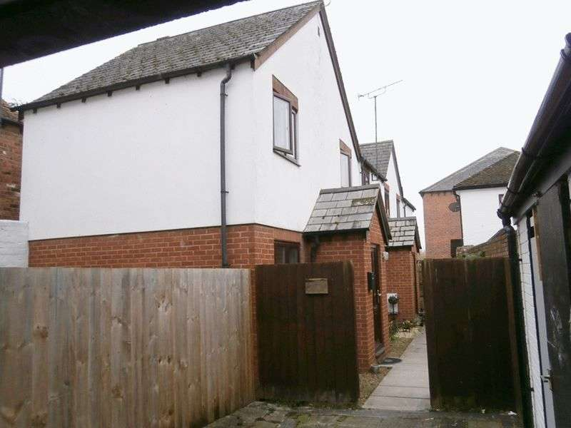 2 Bedrooms Terraced House for sale in Comptons Alley, Tewkesbury, GL20 5RW