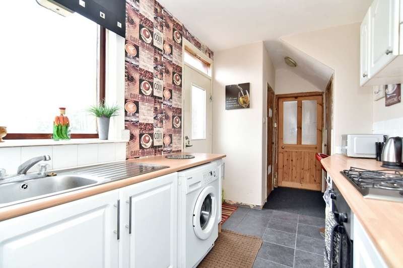 3 Bedrooms Semi Detached House for sale in Craibstone Avenue, Aberdeen, Aberdeenshire, AB21