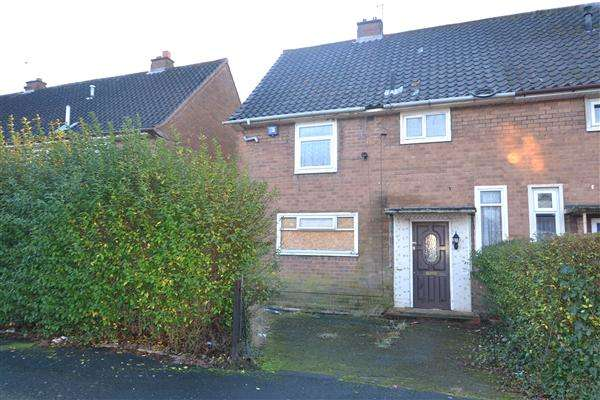 3 Bedrooms Terraced House for sale in Roebuck Road, Walsall