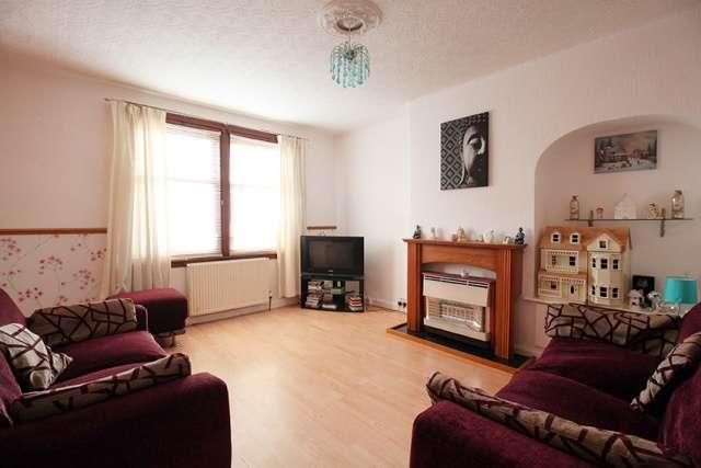4 Bedrooms Semi Detached House for sale in Gateside Avenue, Bonnybridge, Falkirk, FK4 1AX