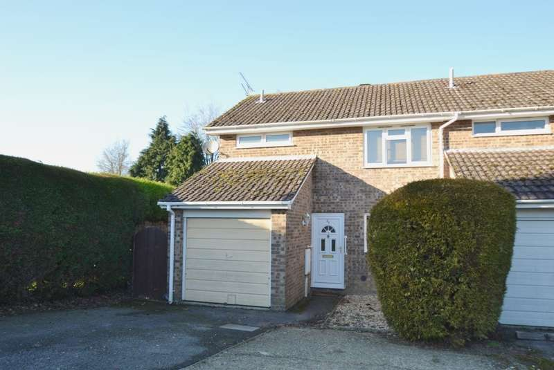 3 Bedrooms Semi Detached House for sale in Alderholt