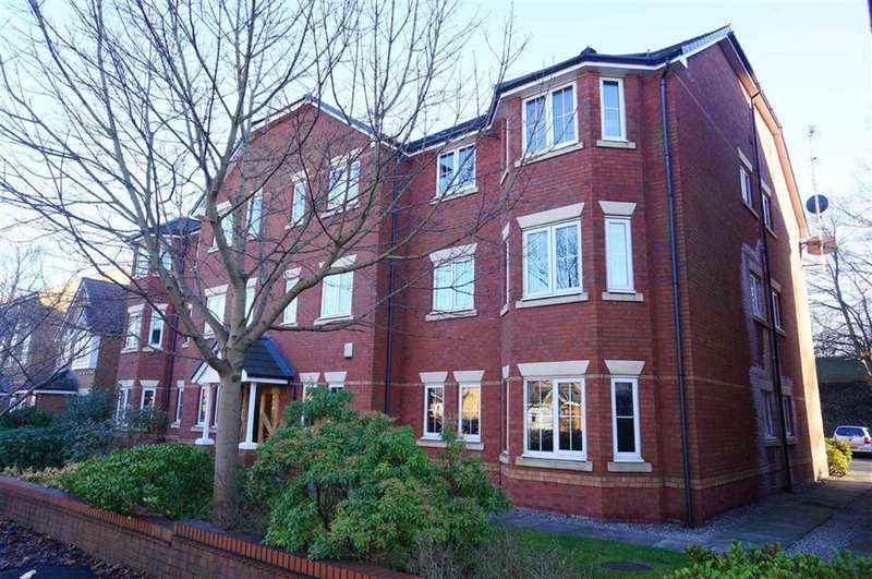 2 Bedrooms Property for sale in Chelsfield Grove, Chorlton, Manchester, M21