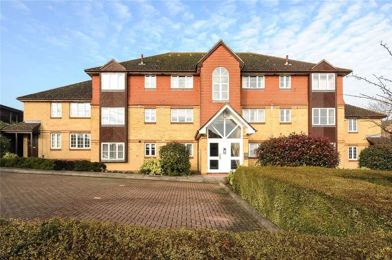 1 Bedroom Apartment Flat for sale in Thompson Way, Rickmansworth, Hertfordshire, WD3
