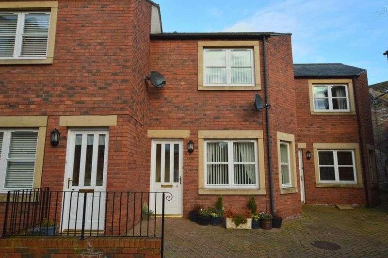 1 Bedroom Terraced House for sale in Swanston Mews, Berwick-Upon-Tweed