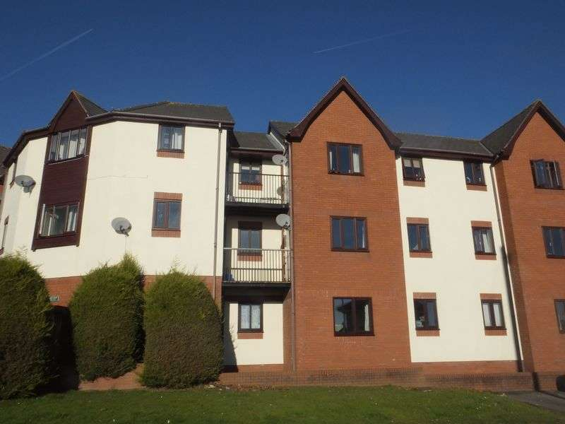 2 Bedrooms Flat for sale in Bulwark, Chepstow
