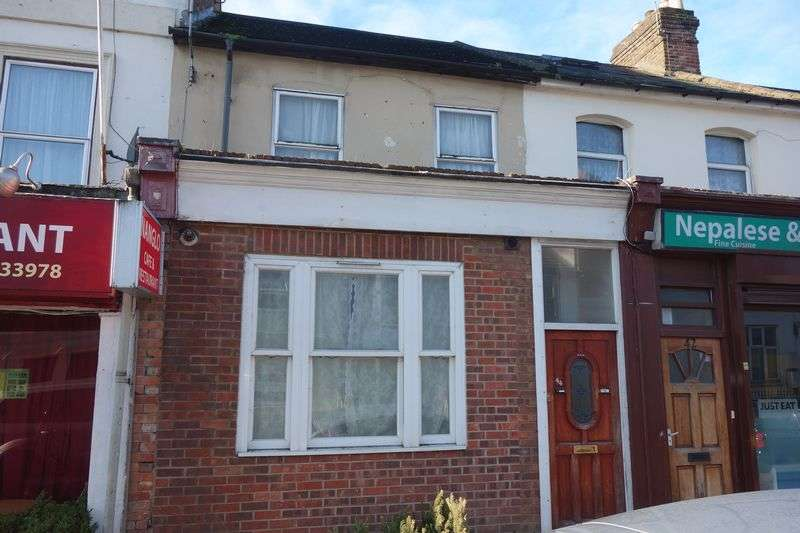 1 Bedroom Flat for sale in Grosvenor Road, Aldershot