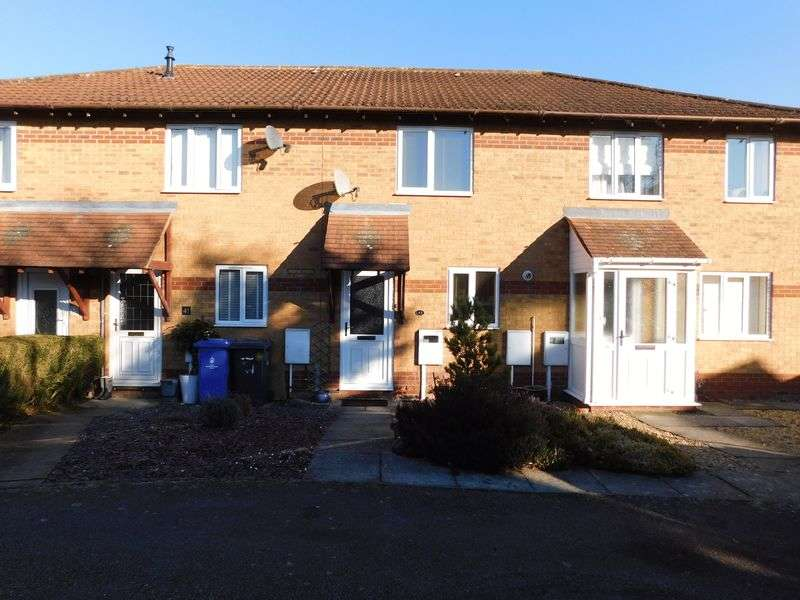 2 Bedrooms Terraced House for sale in Johnson Avenue, Brackley