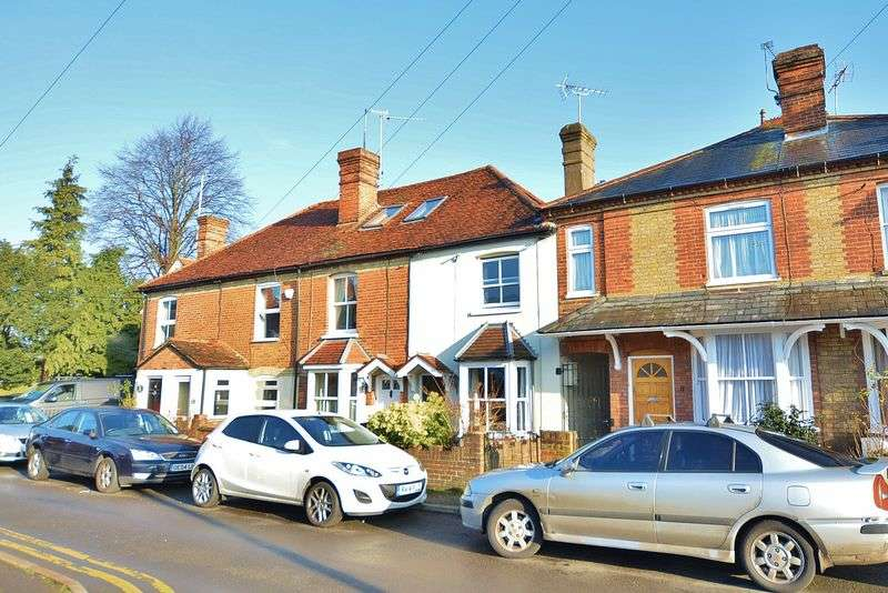 2 Bedrooms Terraced House for sale in Victoria Road, Marlow