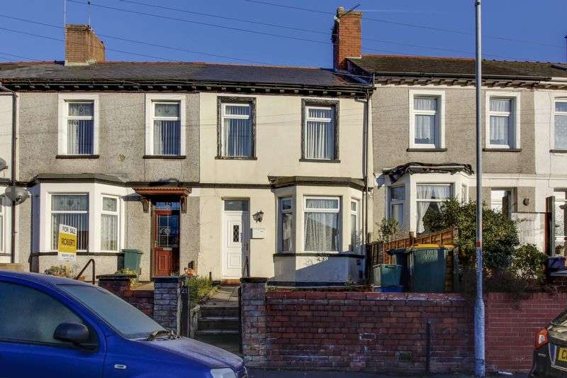 2 Bedrooms Terraced House for sale in Brynderwen Road, Newport