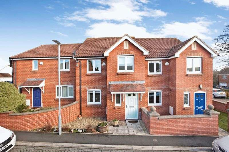 3 Bedrooms Terraced House for sale in COMEYTROWE