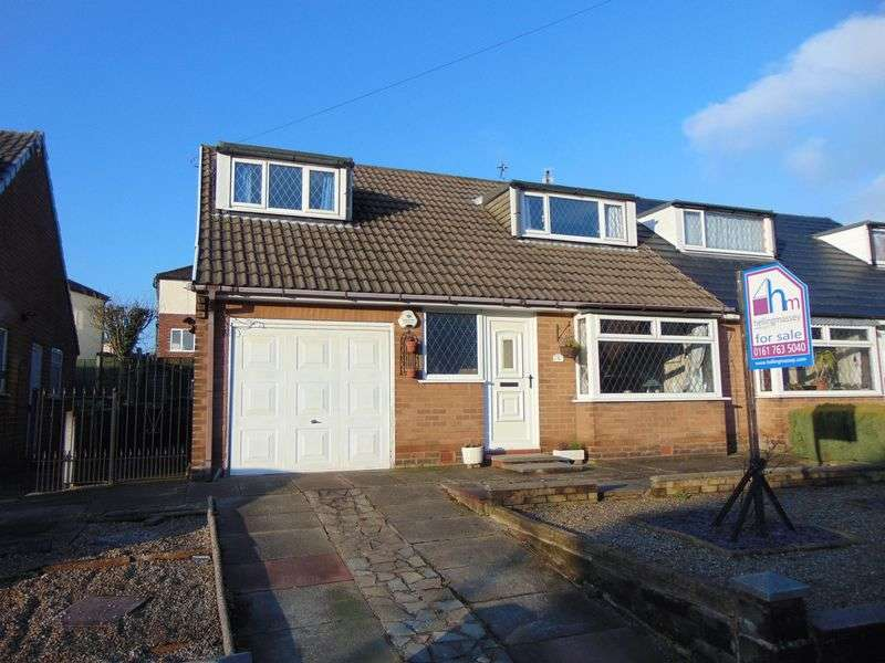 3 Bedrooms Semi Detached House for sale in Ramsey Grove, Elton, Bury