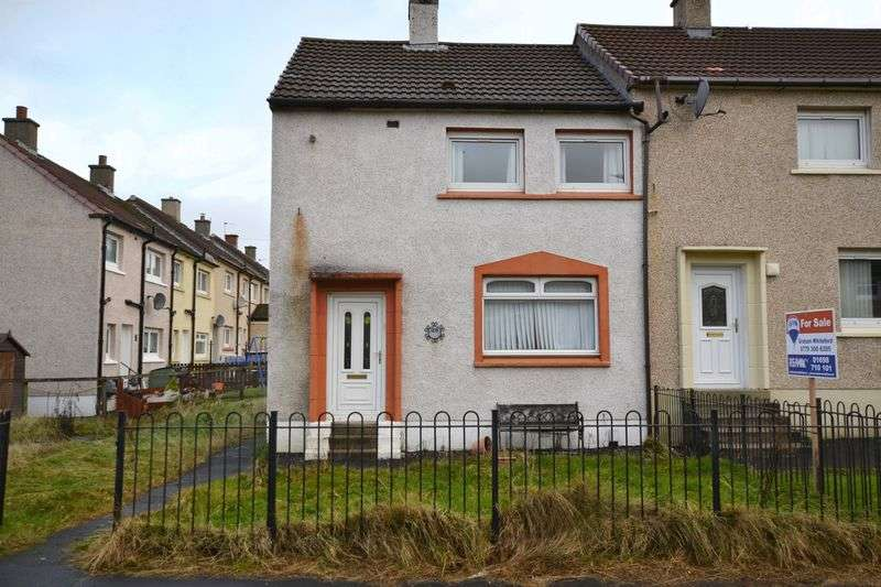 2 Bedrooms Terraced House for sale in Berkley Drive, Glasgow