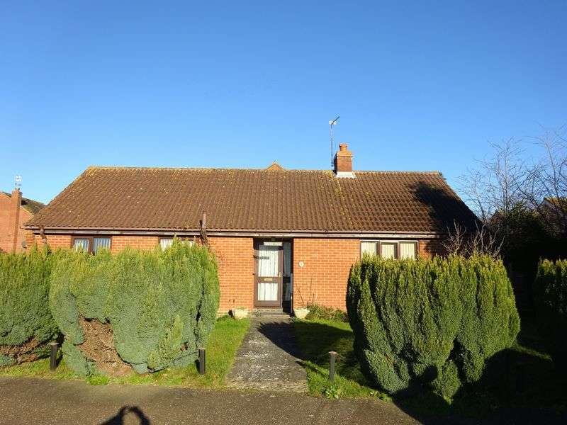 3 Bedrooms Detached Bungalow for sale in Two Fields Way, Dereham