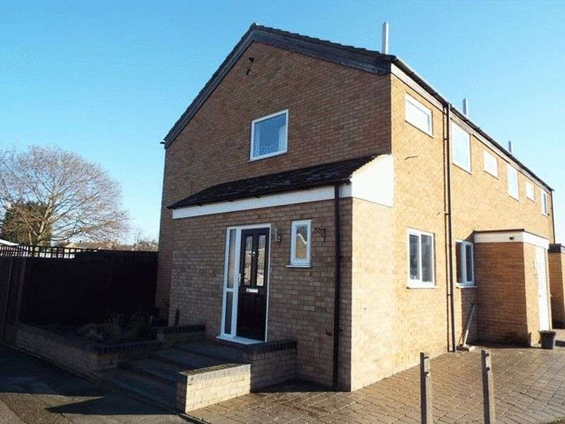 2 Bedrooms Terraced House for sale in Newbury Close, Kempston