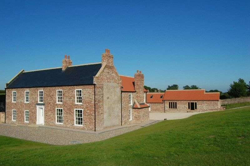 6 Bedrooms Detached House for sale in Ruston Parva, Near Driffield
