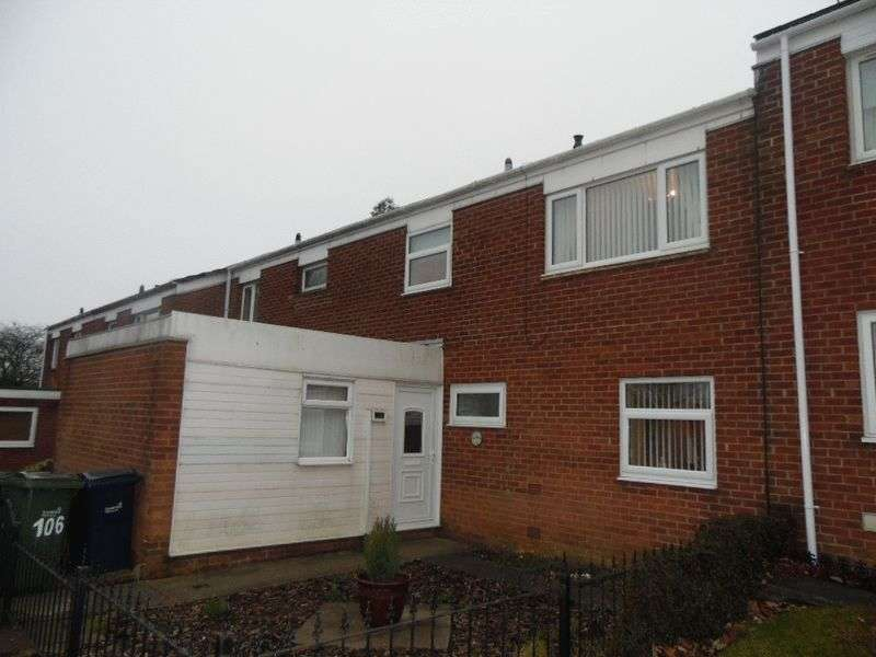 3 Bedrooms Terraced House for sale in Wellburn Road, Washington