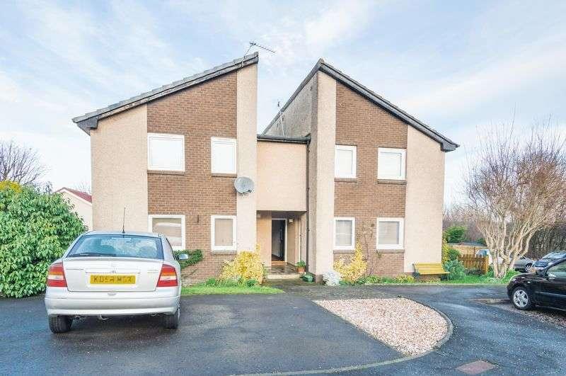 1 Bedroom Flat for sale in 115 Tippet Knowes Park, Winchburgh, Broxburn, West Lothian, EH52 6UR