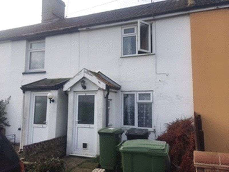 2 Bedrooms Terraced House for sale in Hales Street, Tivetshall St Margaret