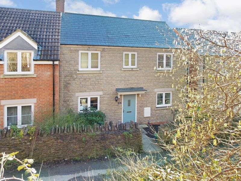 3 Bedrooms Semi Detached House for sale in Adderwell Road, Frome