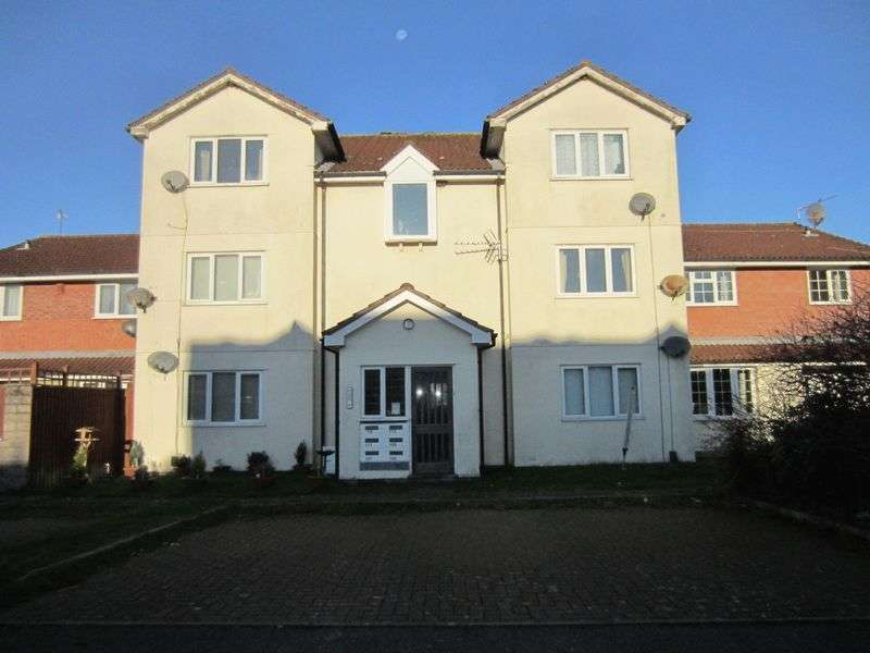 2 Bedrooms Flat for sale in Bishop Hannon Drive Fairwater Cardiff CF5 3QU