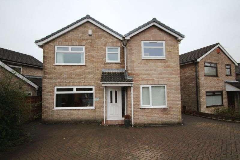 5 Bedrooms Detached House for sale in ELMSFIELD AVENUE, Norden, Rochdale OL11 5XN