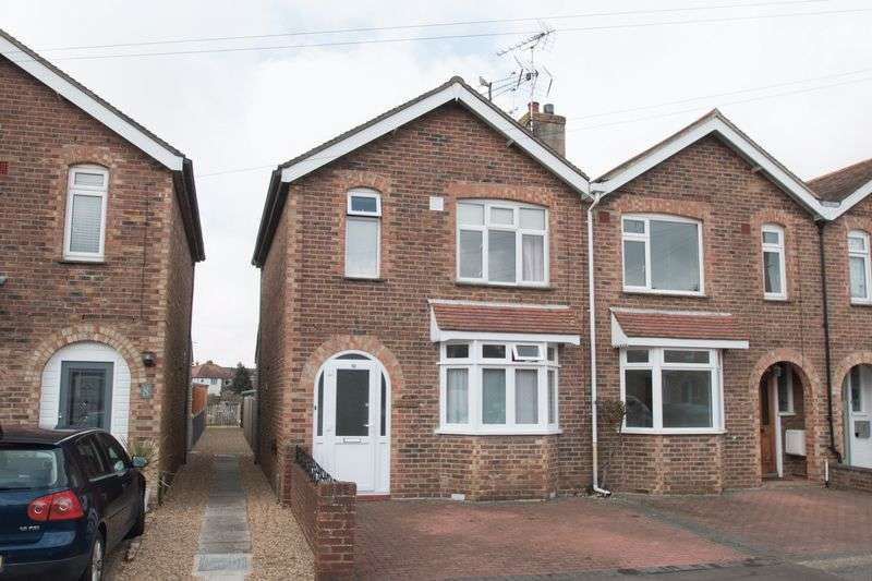 2 Bedrooms Terraced House for sale in Ormonde Avenue, Chichester