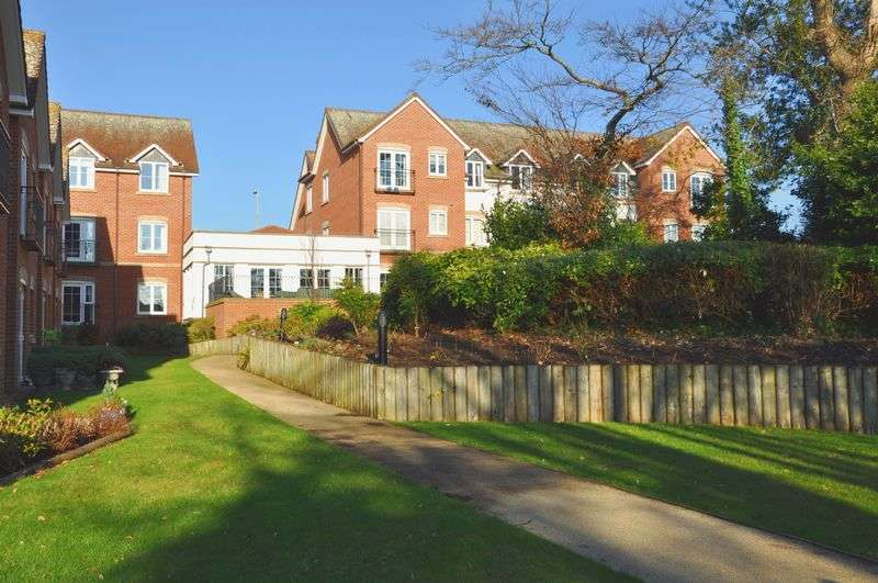 1 Bedroom Retirement Property for sale in Salterton Road, Exmouth