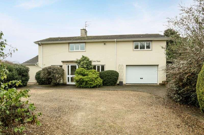 4 Bedrooms Detached House for sale in Emms Lane, Bratton