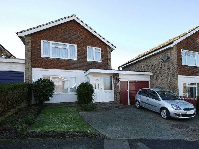 3 Bedrooms Detached House for sale in The Gill, Pembury